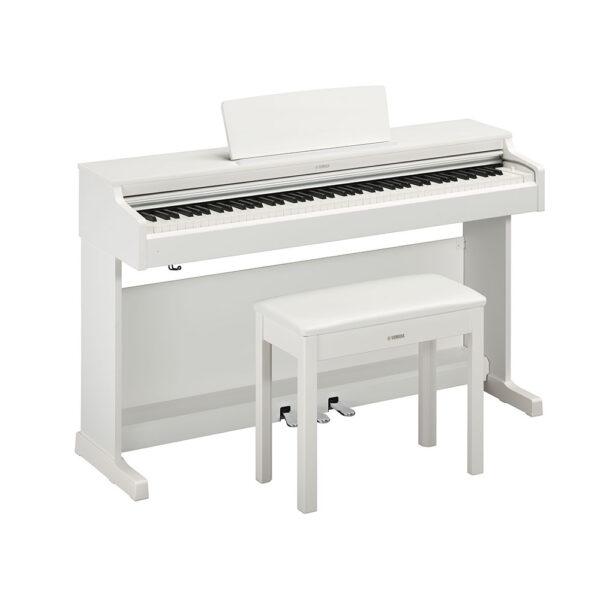 پیانو سفید