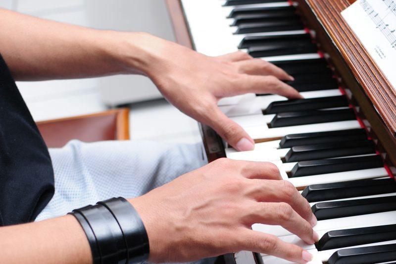نکات مهم برای تمرین پیانو