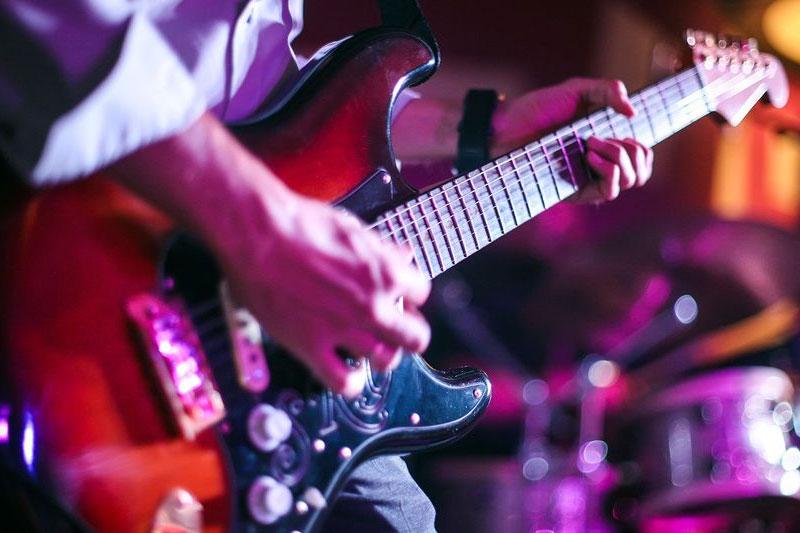سبک های گیتار الکتریک
